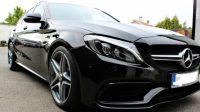 Mercedes Classe C Break 63 S Mercedes-AMG Speedshift MCT AMG
