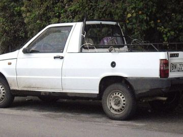 Fiat Fiorino Essence