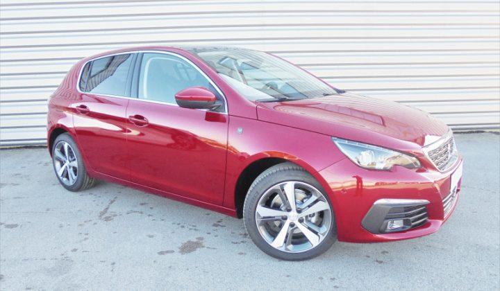 Peugeot 308 BlueHDi 130 S&S EAT8 Tech Edition
