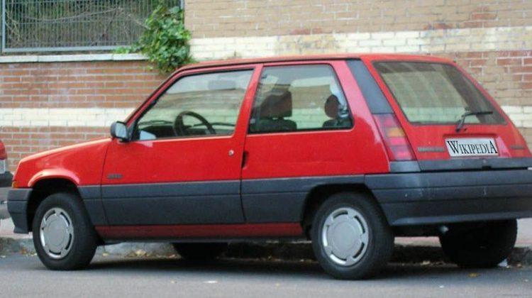 Renault Super 5 / à Vendre sur Paris